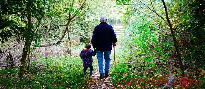исповедь внука и своем дедушке