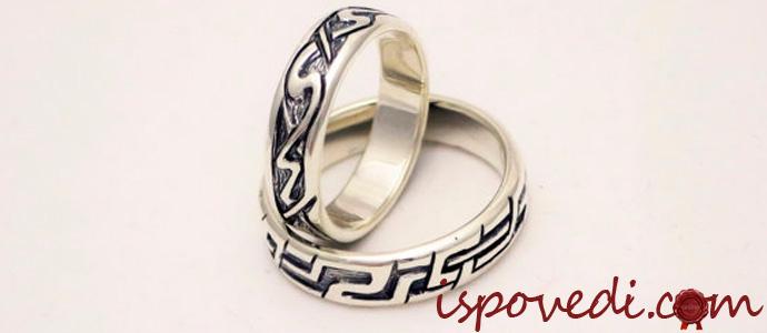 оригинальные обручальные кольца