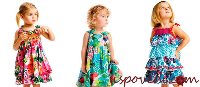 девочки в красивых платьях