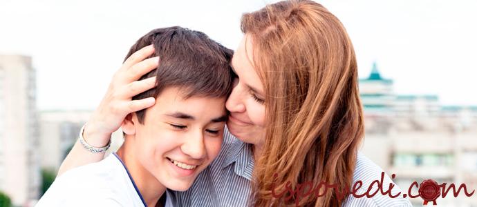исповедь женщины о сыне и матери