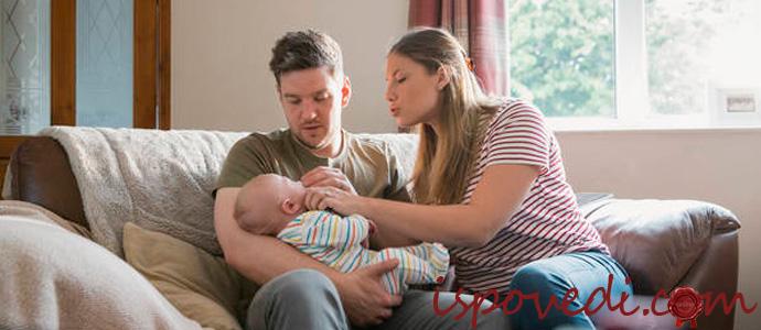 исповедь о невнимании мужа к жене и ребенку