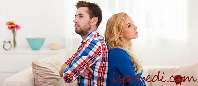 история развода бездетной пары