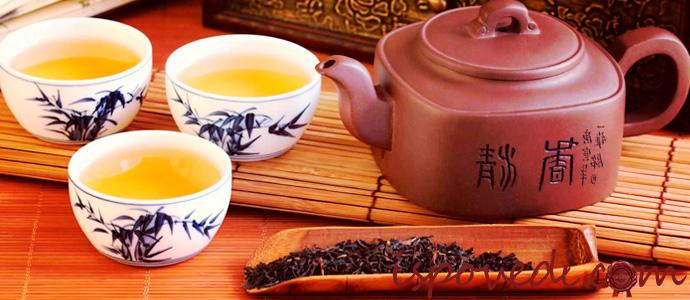 китайские чайные традиции