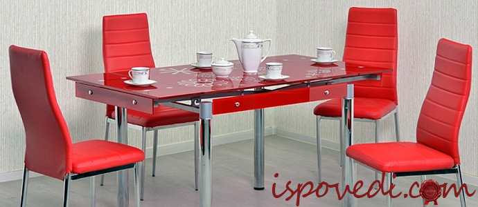 ст со стульями для кухни