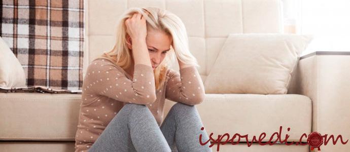 печальная история измены и развода