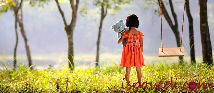 одинокий ребенок в семье