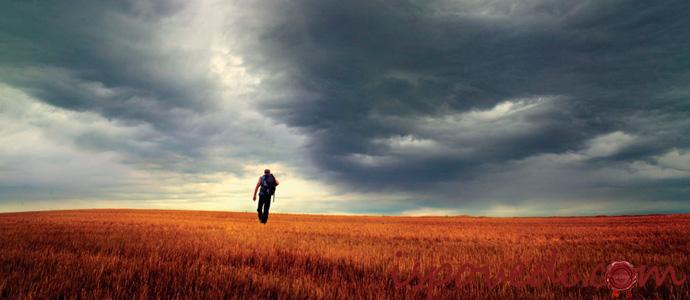 одинокий мужчина