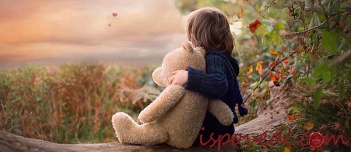 исповедь одинокого ребенка