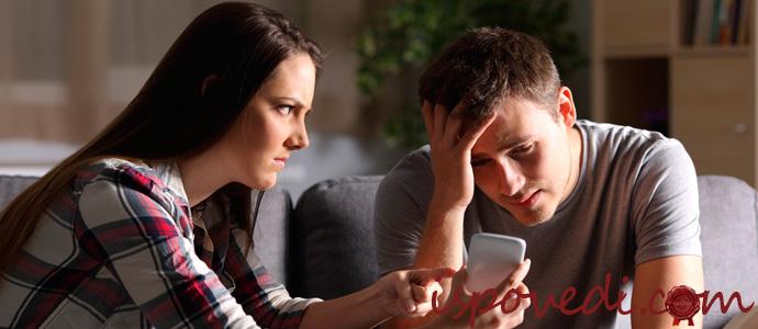 исповедь ревнивой и подозрительной жены