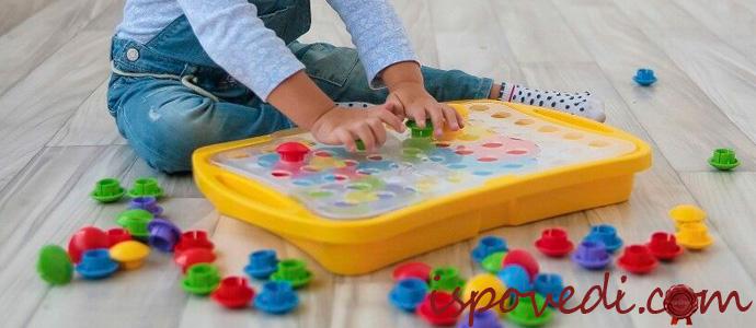 игрушки для развития мелкой моторики рук