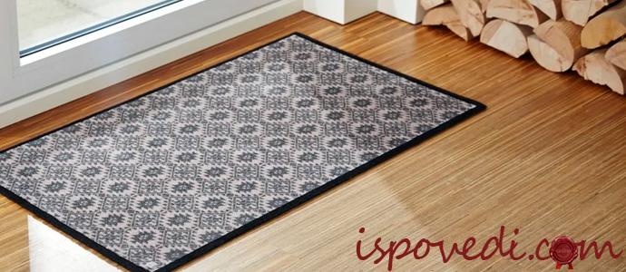 резиновые коврики для чистоты