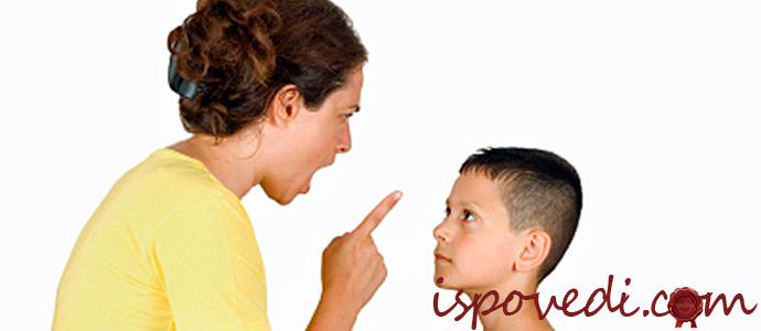 ненависть к матери за несчастливое детство