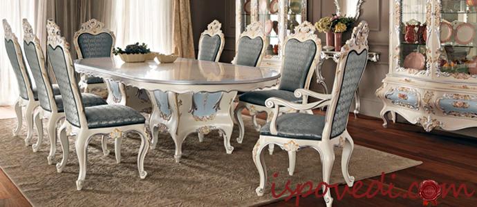 мебель с красивыми ножками
