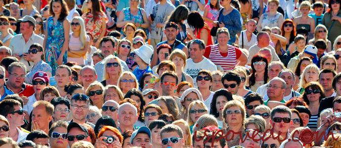 личная безопасность в толпе