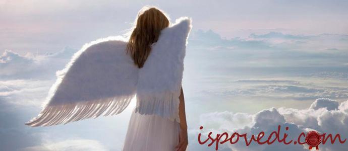 история размышление об Ангеле Хранителе человека