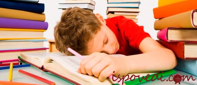 исповедь уставшего от учебы школьника