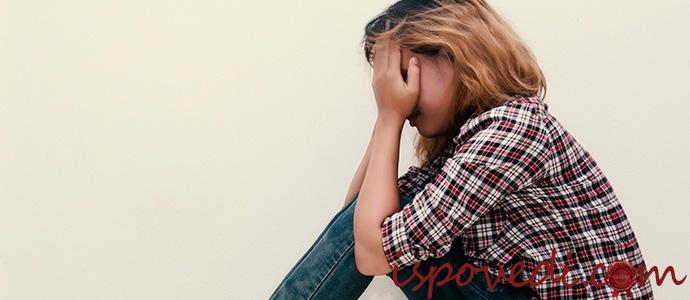 исповедь женщины с депрессивным состоянием