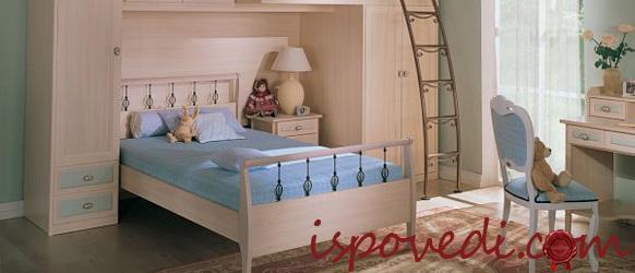 Пример оформления комнаты для ребенка