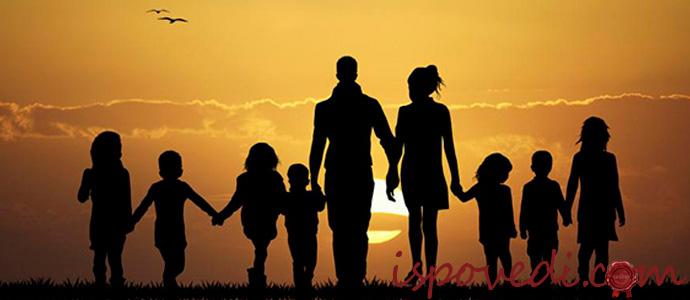 исповедь о нелюбви к многодетным семьям