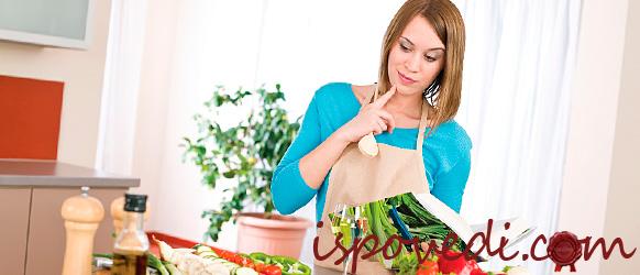 Не все женщины любят готовить