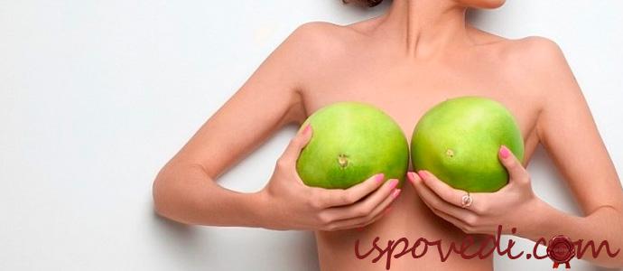 увеличение груди с помощью миостимулятора Bra Booster