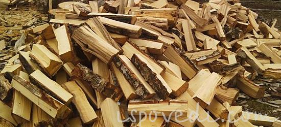 Воровство чужих дров