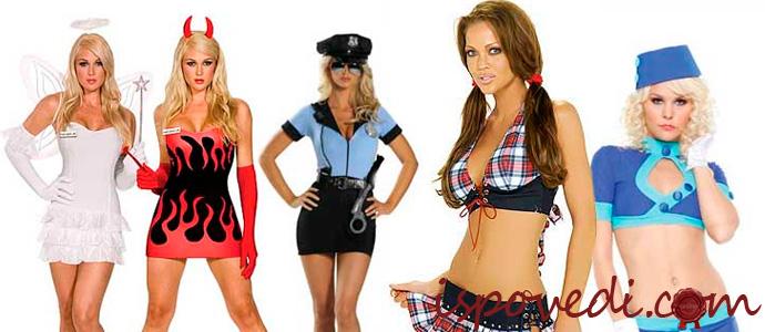 ролевые костюмы для девушек