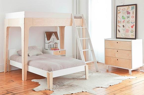 Стильная кровать для ребенка