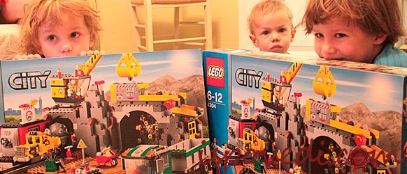 Конструктор Lego в подарок для ребенка