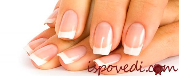 Здоровые женские ногти