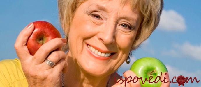 весенняя диета для пожилых людей