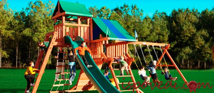 история о детской площадке не для всех детей