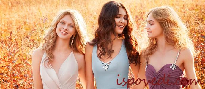история о дружбе трех девушек