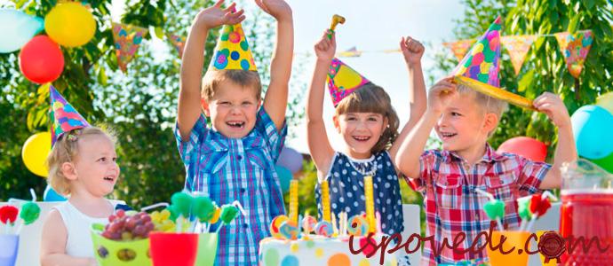 организация веселого праздника для детей