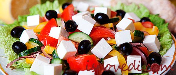 Рецепт популярного салата