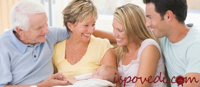 история семьи и проблемы с родителями мужа
