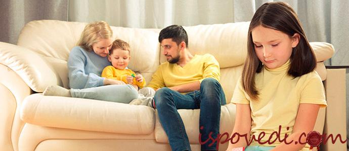 исповедь мальчика об отношении к нему родителей