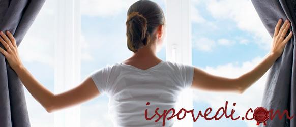 История про шторы, которые чуть не стали причиной развода