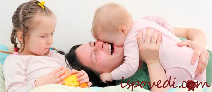 история о любви к детям в семье