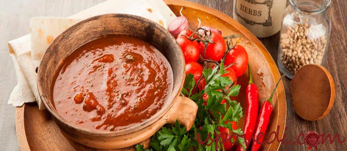 универсальные соусы для разных блюд