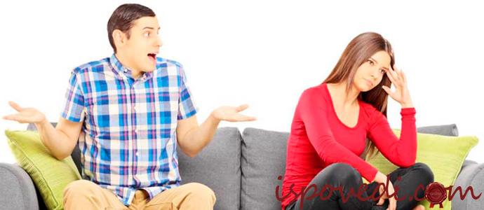 исповедь женщины о постоянных ссорах с мужем