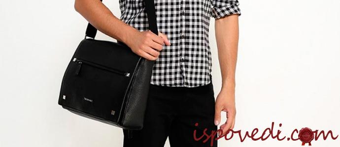 мужская брендовая сумка