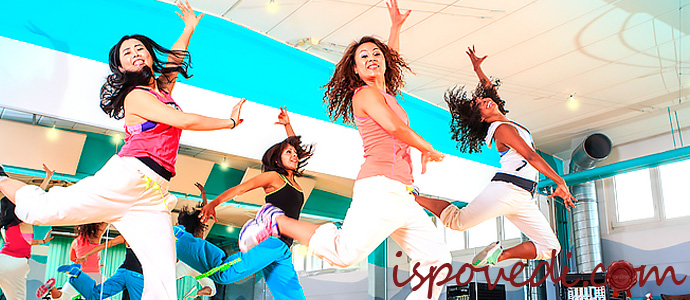 молодежный танец хип-хоп