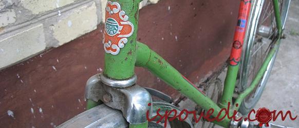 Исповедь о сломанном велосипеде